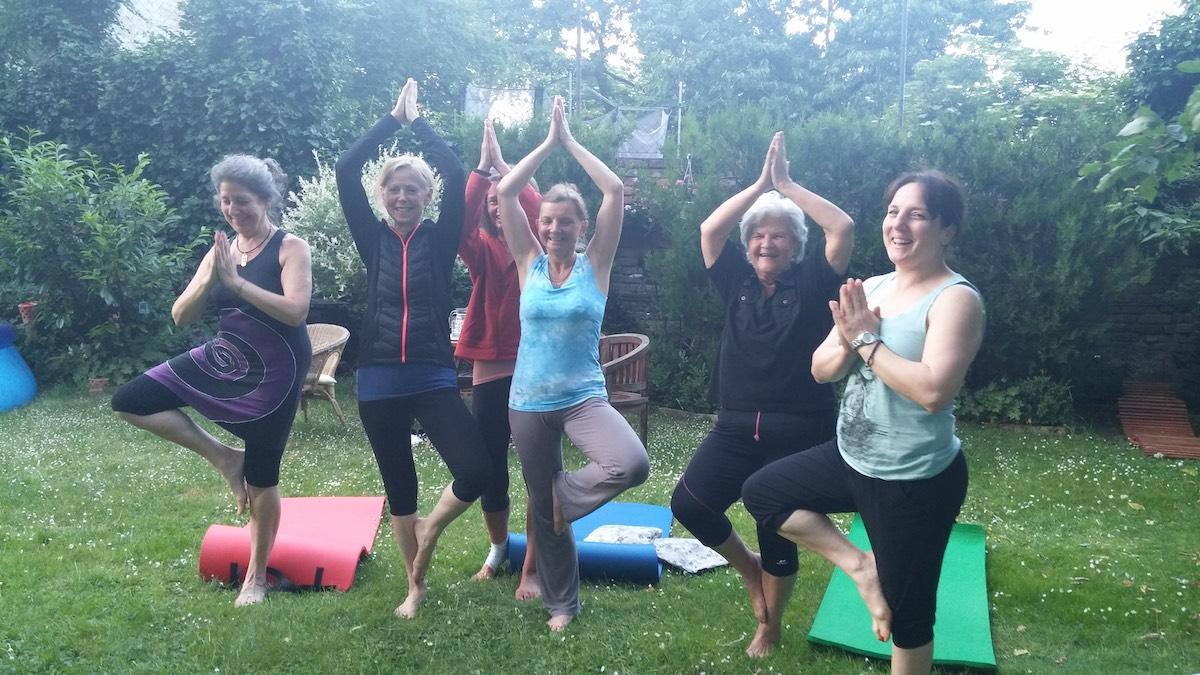 Yoga AnfängerInnen