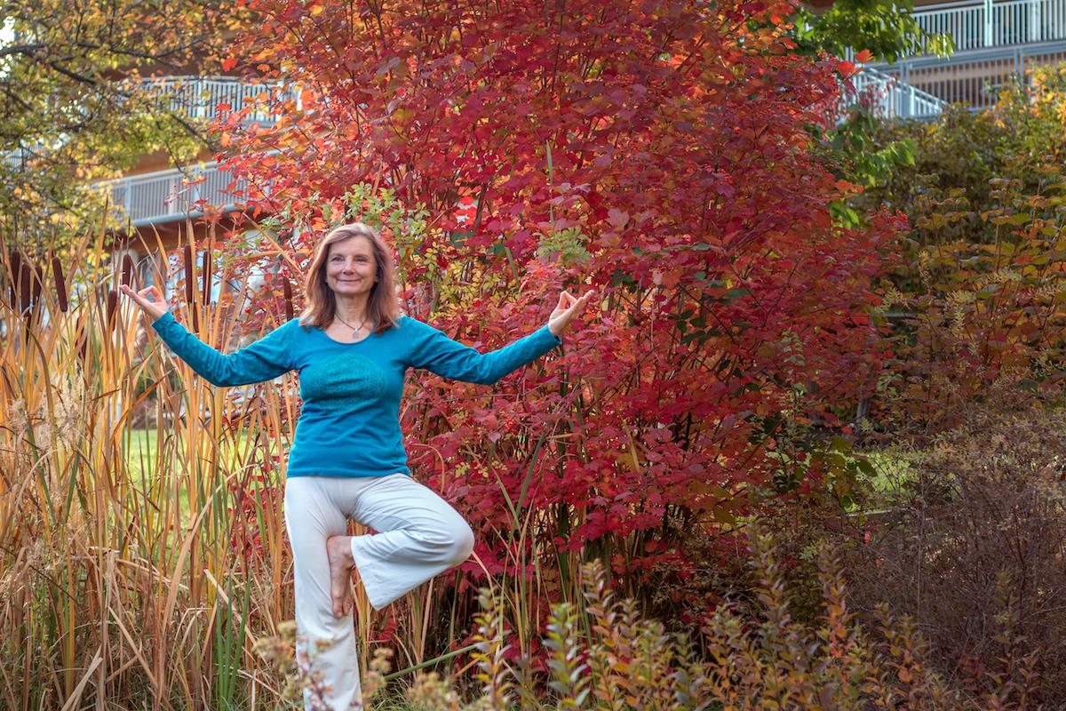 Yoga für die Wirbelsäule